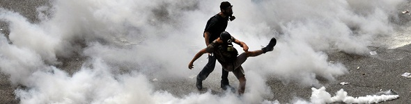Grèce : la guerre au peuple