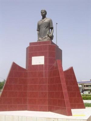Monument Cabral de Bamako