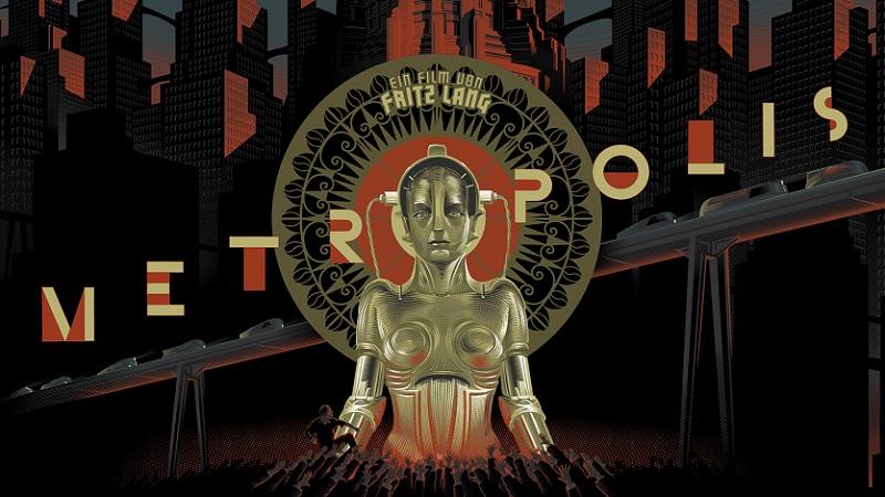 Metropolis, l'avenir en noir et blanc