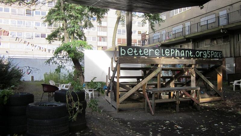 Heygate : l'Utopie en démolition