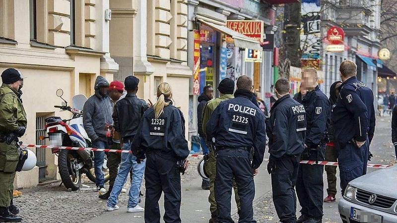 Berlin: l'Etat contre Görli