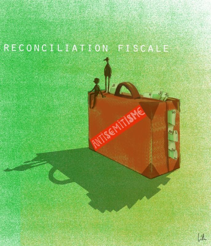 Réconciliation fiscale