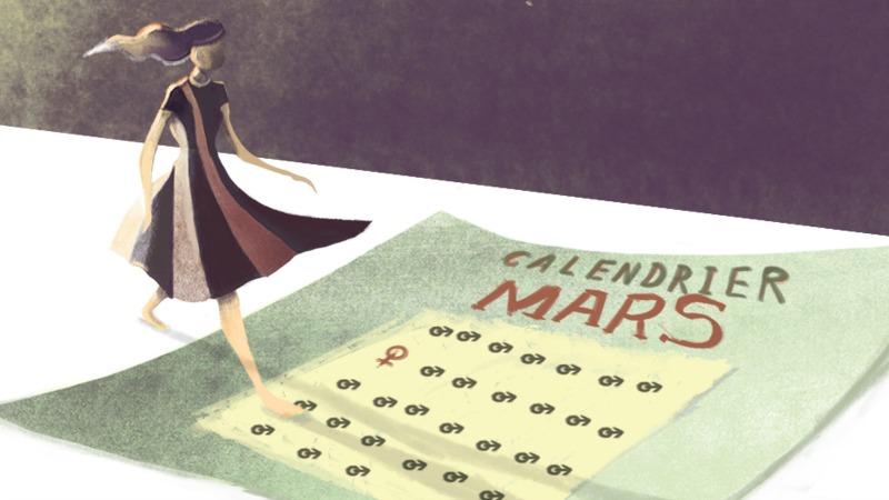 Et si la journée de la femme était un jour férié?