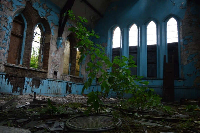 derelict church toxteth