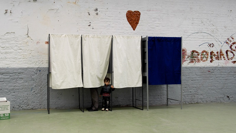 Ceux qui votent