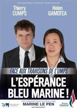 Thierry Cumps, le candidat anti-système!