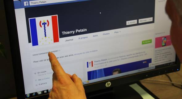 Photo du profil de Thierry Pétain avant que celui-ci ne l'actualise.