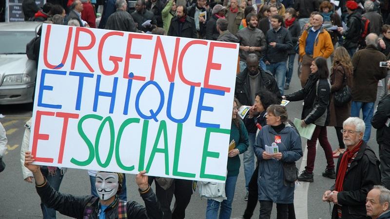 le 9 avril #BloquonsTout contre la loi Macron