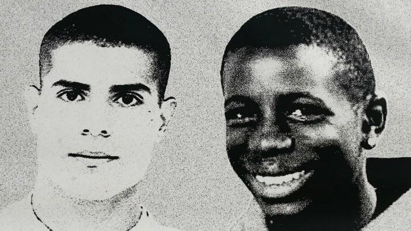 portrait de Zyed et Bouna