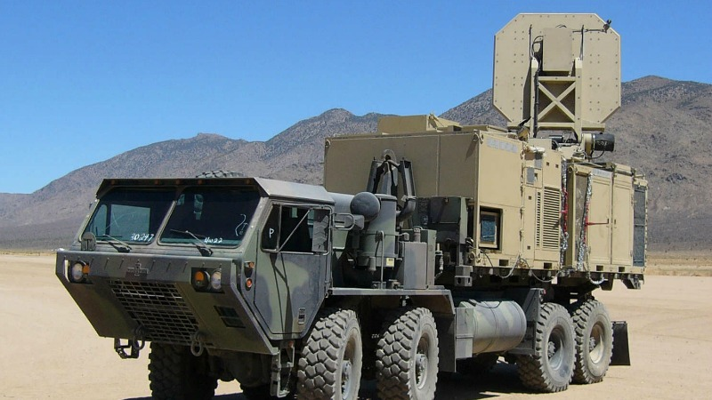 Active Denial System. ©US Air Force
